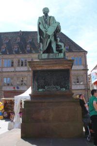Statua di Gutenberg