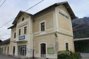 Stazione Ferroviaria di Schaan