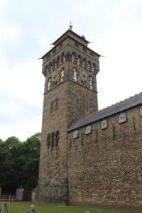 Torre delle Mura del Parco del Castello