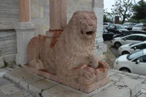 Cattedrale di San Ciriaco - dettaglio