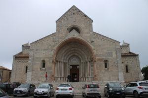 Cattedrale di San Ciriaco - vista frontale