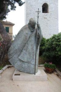 Dedicata a Giovanni Paolo II°