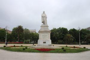 In onore di Camillo Benso Conte di Cavour