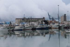 Porto di Ancona - i pescherecci