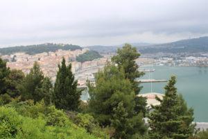 Veduta sul Golfo di Ancona