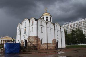 Blagoveshchenskaya Church - lato