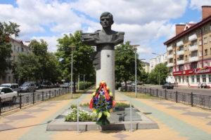 Busto di Vladimiru Karvatu