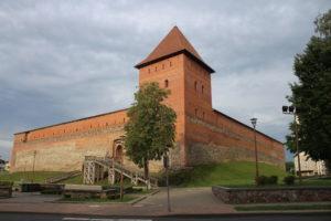 Castello di Lida - Esterno