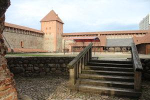 Castello di Lida - Interno