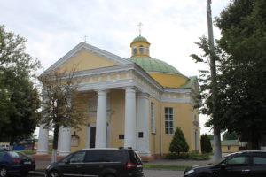 Cattedrale di San Michele - Corpo centrale