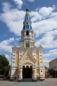 Cattedrale di San Nicola - vista frontale