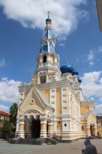 Cattedrale di San Nicola - vista laterale