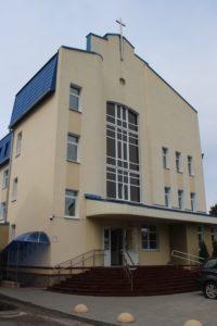 Chiesa Battista di Gomel