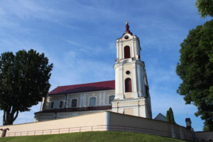 Chiesa Francescana - vista laterale