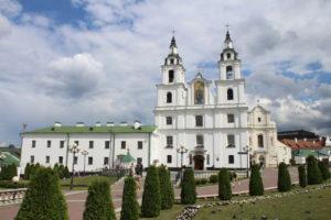 Chiesa dello Spirito Santo - fronte