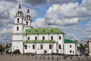 Chiesa dello Spirito Santo - lato