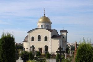 Chiesa nel secondo cimitero