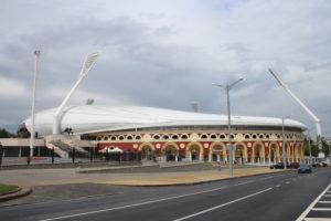Dinamo Stadium - Esterno