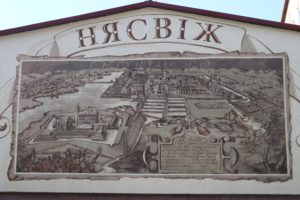 Dipinto Murale a Nesvizh