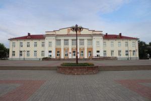 Edificio su Piazza Lenin