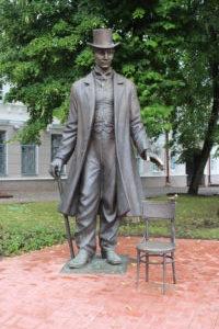Fedor Makhnov, il gigante di Vitebsk