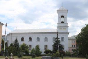 Holy Cross Exaltation Church - vista laterale
