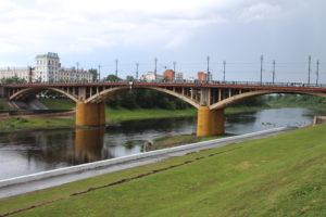 Kirovski Bridge - struttura