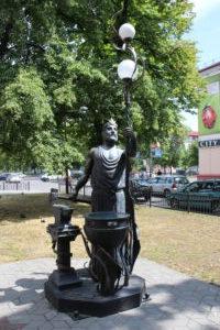 Lampioni su Gogolya - 1