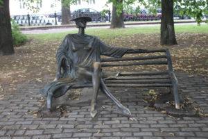 Michajlaŭski Garden Square - 2