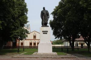 Monumento a Bahdan Chmiaĺnicki