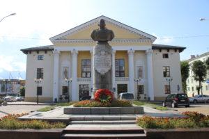 Monumento a Iosif Husakouski