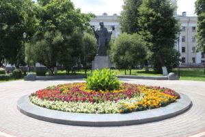 Monumento a Kiryla Turauski
