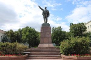 Monumento a Lenin a Brest