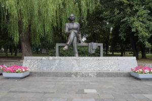 Monumento a Maksim Gorky