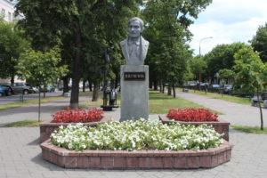 Monumento a Nikolai Gogol