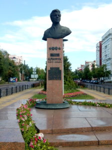 Monumento a Petru Klimuku
