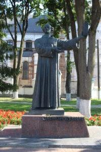Monumento a Symon Budny