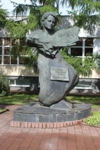 Monumento a Yevdokii Los'