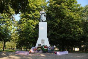 Monumento ai Liberatori di Bobrujsk