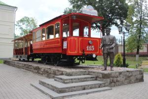 Monumento al Tramviere di Vitebsk