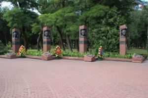 Monumento alla Guadia di Frontiera Sovietica - 3