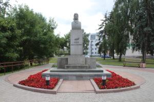 Monumento per Elizy Azeska