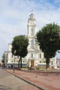 Municipio di Vitebsk - fronte