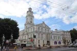 Municipio di Vitebsk - lato