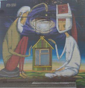 Murales a Minsk - 2