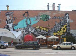 Murales a Minsk - 3