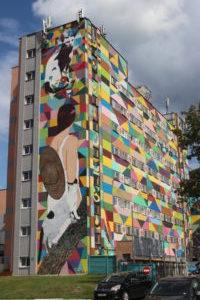 Murales a Minsk - 4