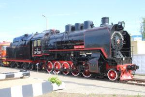 Museo Ferroviario di Brest - 1