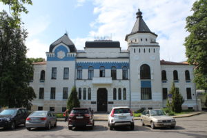 P. Maslienikaŭ Regional Art Museum
