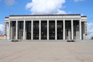 Palazzo della Repubblica - vista frontale